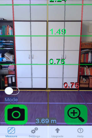Tape Measure Camera Ruler 3D screenshot 4