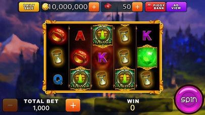 Screenshot 1 Slots — Heroes Rising Slot Machines Games