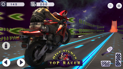 Bike Stunt Top Racer screenshot 1
