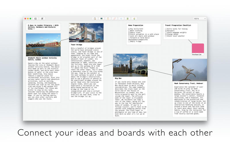 Kerio Notes for Mac 1.0.4 激活版 - 小巧美丽笔记软件