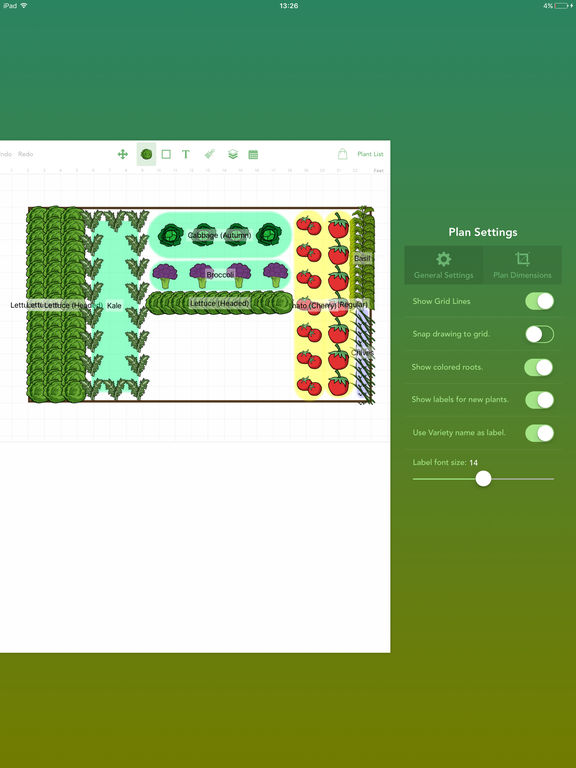 Garden Plan Pro On The App Store