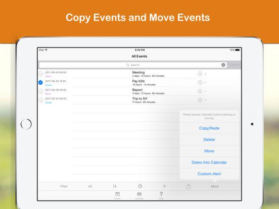 Calendar Tools Screenshots