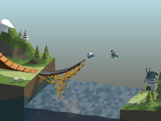 Poly Bridge screenshot 6