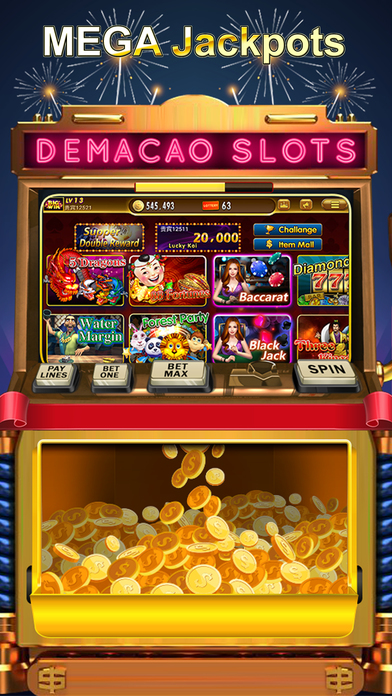 Screenshot 3 DeMacao Slots