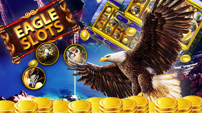 Screenshot 2 Royal Wild Eagle Slots: Liberty Fun & Mega Slotter