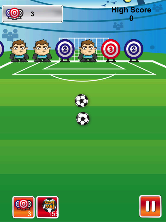 World Soccer Superstar Pro! screenshot 8
