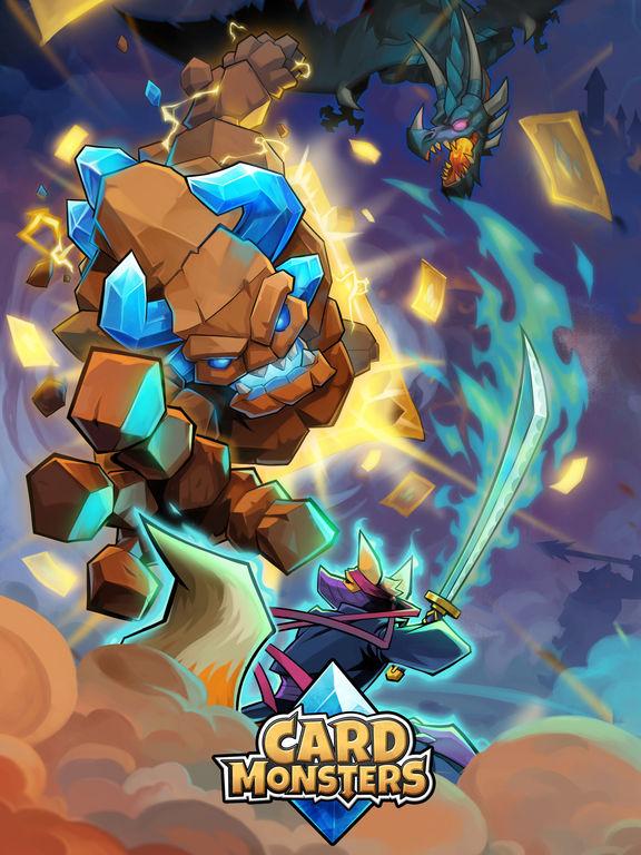 Card Monsters: 3 Minute Duels Screenshots