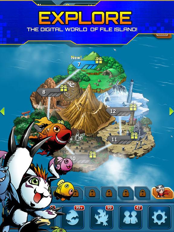 Digimon Heroes! screenshot 8