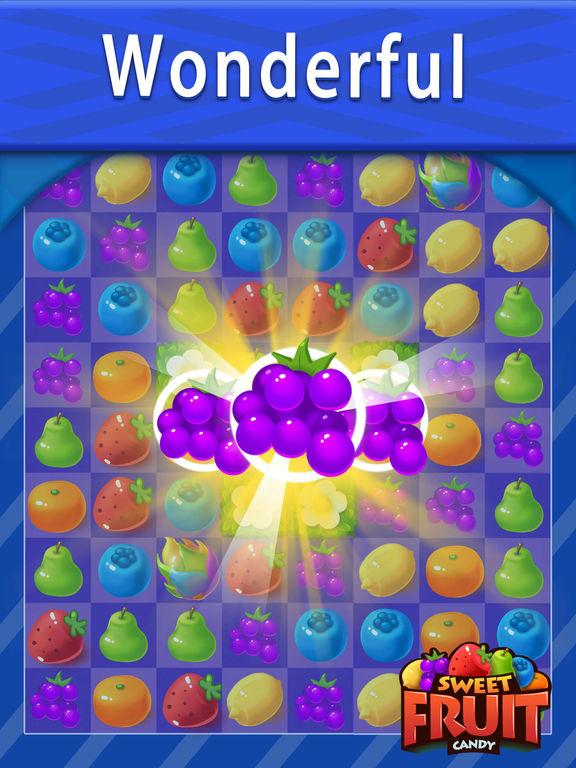 Sweet Jelly Candy screenshot 6