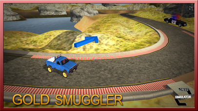 Gold Smuggler And Real Transporter Game screenshot 4