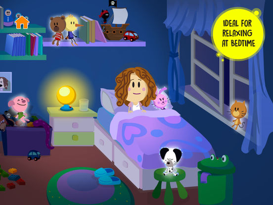 Comomola Fireflies - Cute bedtime story for kids Screenshots