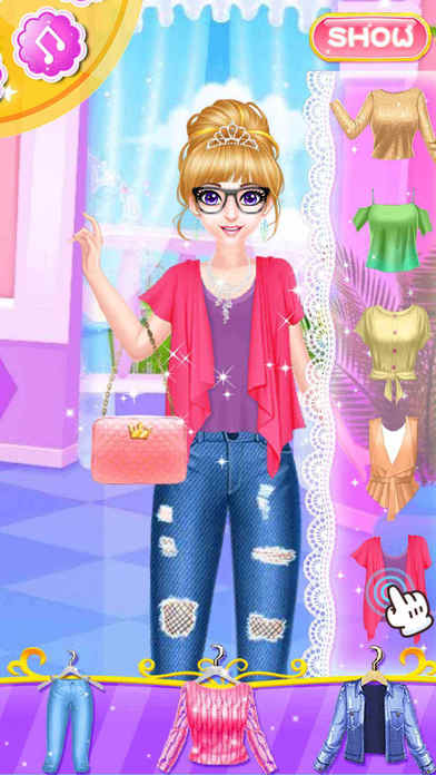 Fashion Salon - Star Girl screenshot 4