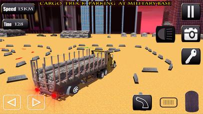 Offroad Cargo Trailer Transport 2017 screenshot 5