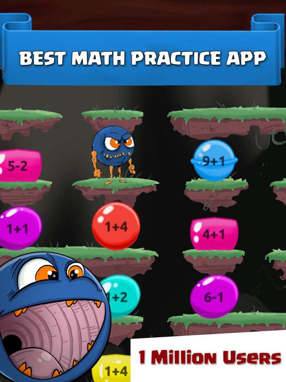 Monster Math : Games For Kids Screenshots