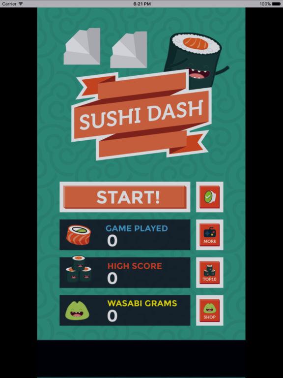 贪吃小寿司 screenshot 5