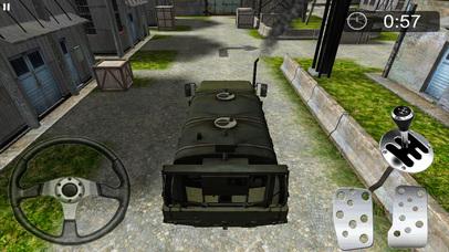 Army Base Camp Parking screenshot 5