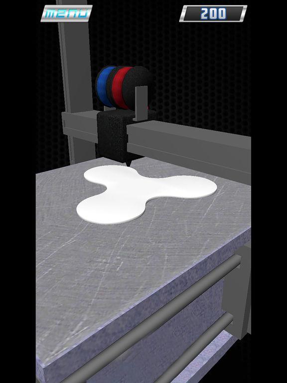 Сделать Ручной Спиннер 3D Принтер Скриншоты6