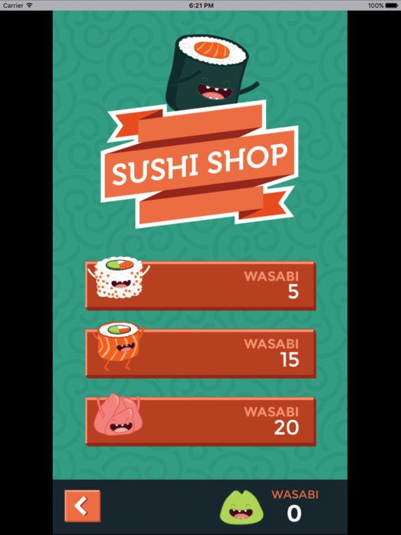 贪吃小寿司 screenshot 6