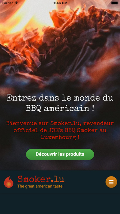 Smoker.lu screenshot 1