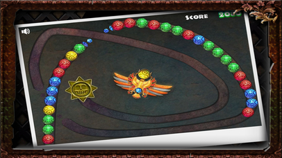 Magic Ball Crash screenshot 4