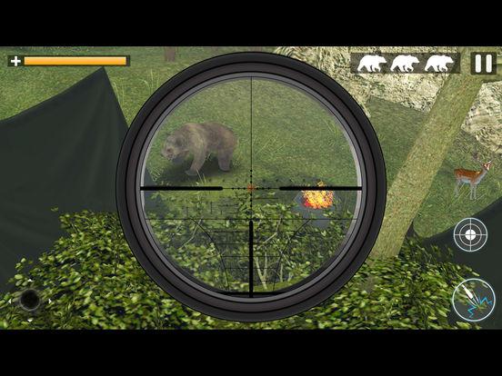 Bear Jungle Attack screenshot 10