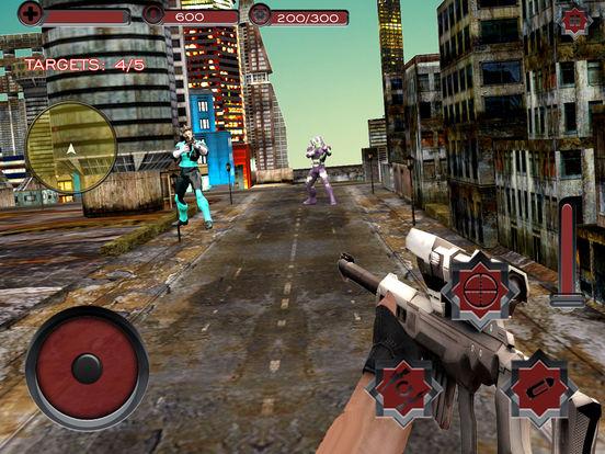 Monster Superhero Sniper Shooter screenshot 7