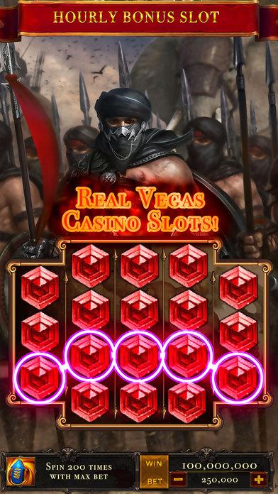 Screenshot 5 Slots — Rich Heroes Casino