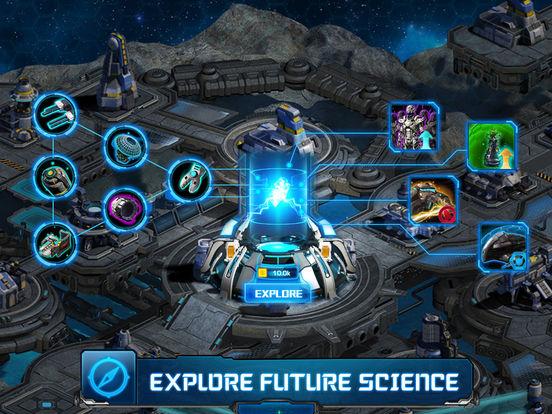 Galaxy Online screenshot 9