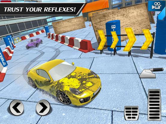 Car Drift Duels: Roof Racing screenshot 9