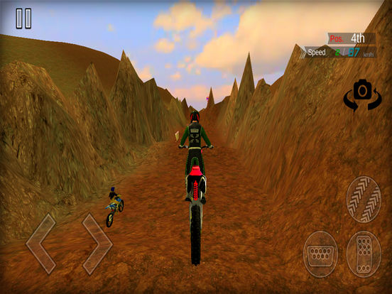 MX Speed Moto Racing screenshot 8