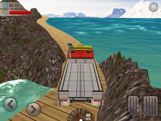 Impossible Track Truck Driver Simulator 3D screenshot 10