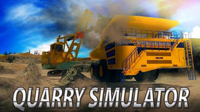 Quarry Machines SImulator Full screenshot 1
