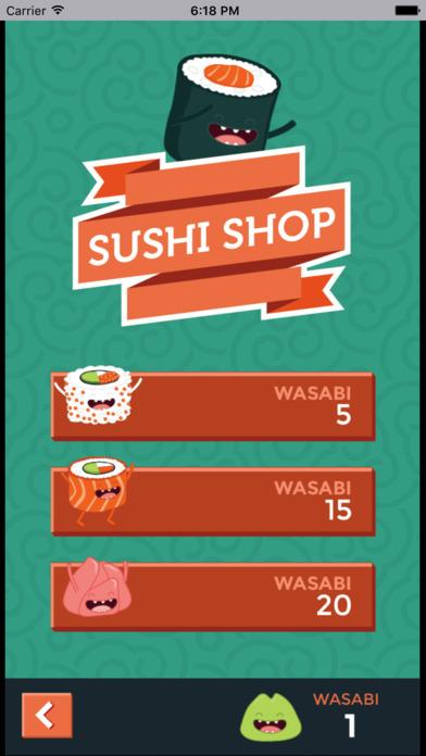 贪吃小寿司 screenshot 2