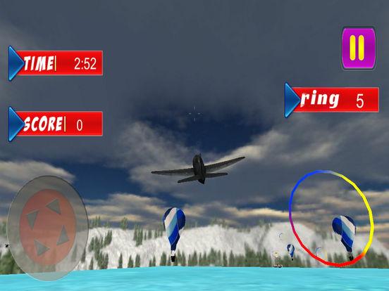 Airplane Flying Simulator screenshot 8