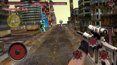 Monster Superhero Sniper Shooter screenshot 3