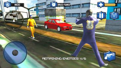 Police Hero Crime City Battle screenshot 3