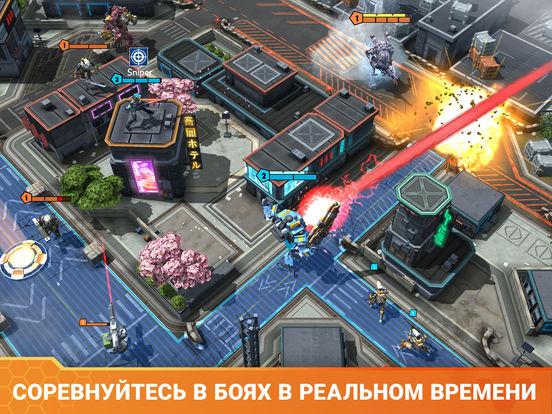 Titanfall: Assault Скриншоты6