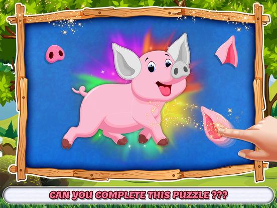Animal Puzzle: Jigsaw for toddlers screenshot 8