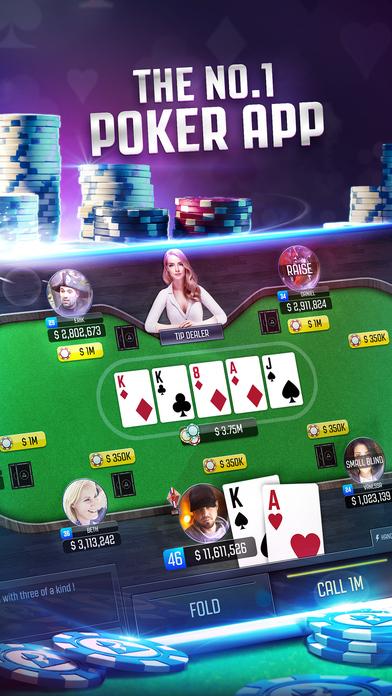 Free poker practice app