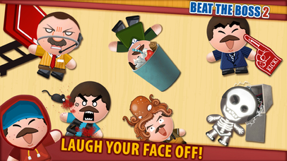 Screenshots of Beat the Boss 2 for iPhone