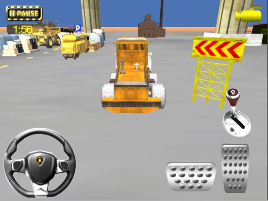 Heavy Crane Parking Simulator screenshot 4