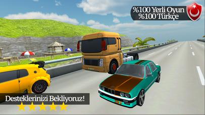 Türk Arabaları Yarış & Sürüş screenshot 1