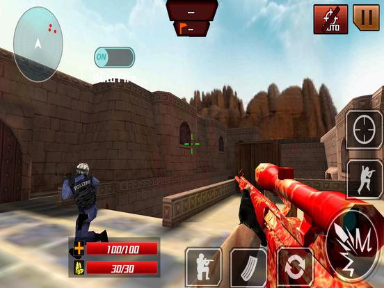 стрельба снайпер fps - 3d шутер Скриншоты9