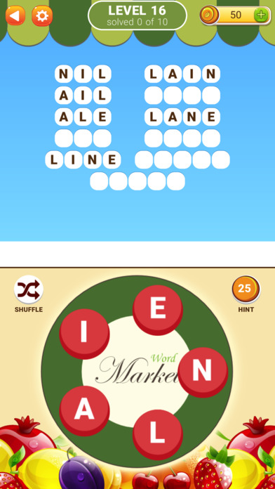 Word Market 2 screenshot 2