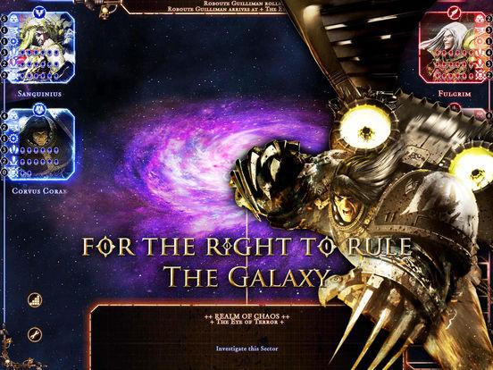 Talisman: Horus Heresy Screenshots