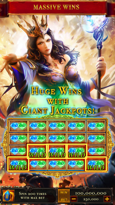 Screenshot 4 Slots — Rich Heroes Casino