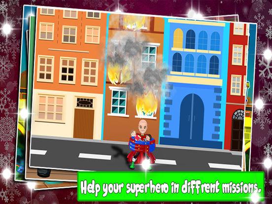 Newborn Superhero Life Simulation screenshot 8