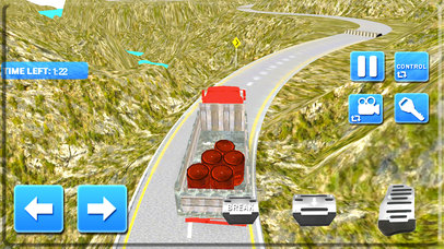 Off-Road Truck Drive Challenge 3D screenshot 1