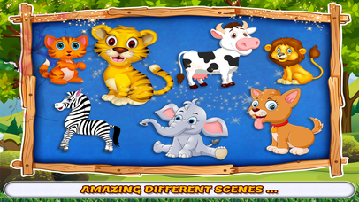 Animal Puzzle: Jigsaw for toddlers screenshot 5