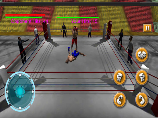 Боксерская революция 2017 3D Punch Boxing Скриншоты7